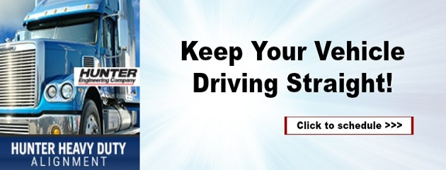 Keep your Vehicle Driving Straight!