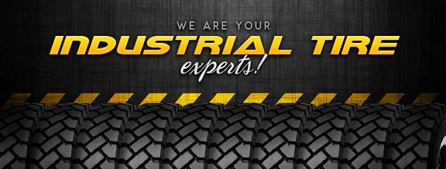 We offer Sales and Service for all your Industrial Tire Needs!